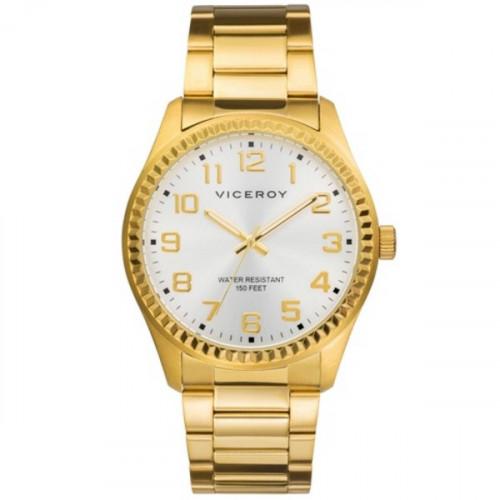 Reloj Viceroy Dorado Hombre 40525-25