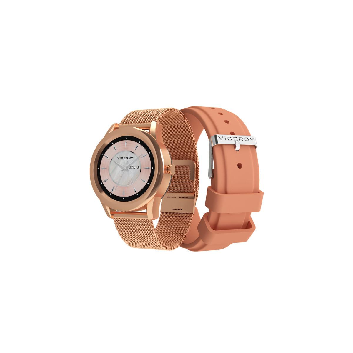 Reloj Viceroy SmartPro IP Rosa Mujer 41102-70