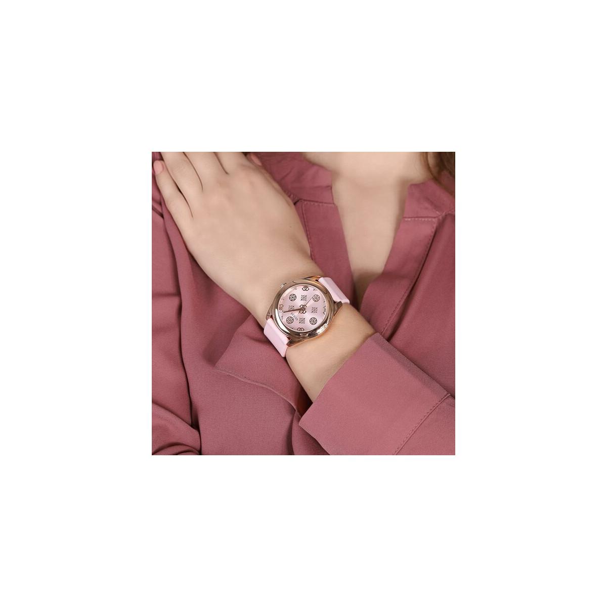Reloj Guess Peony Rosa GW0107L5