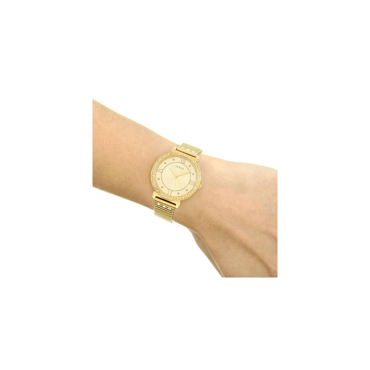 Reloj Guess Jewel Dorado Ladies W1289L2