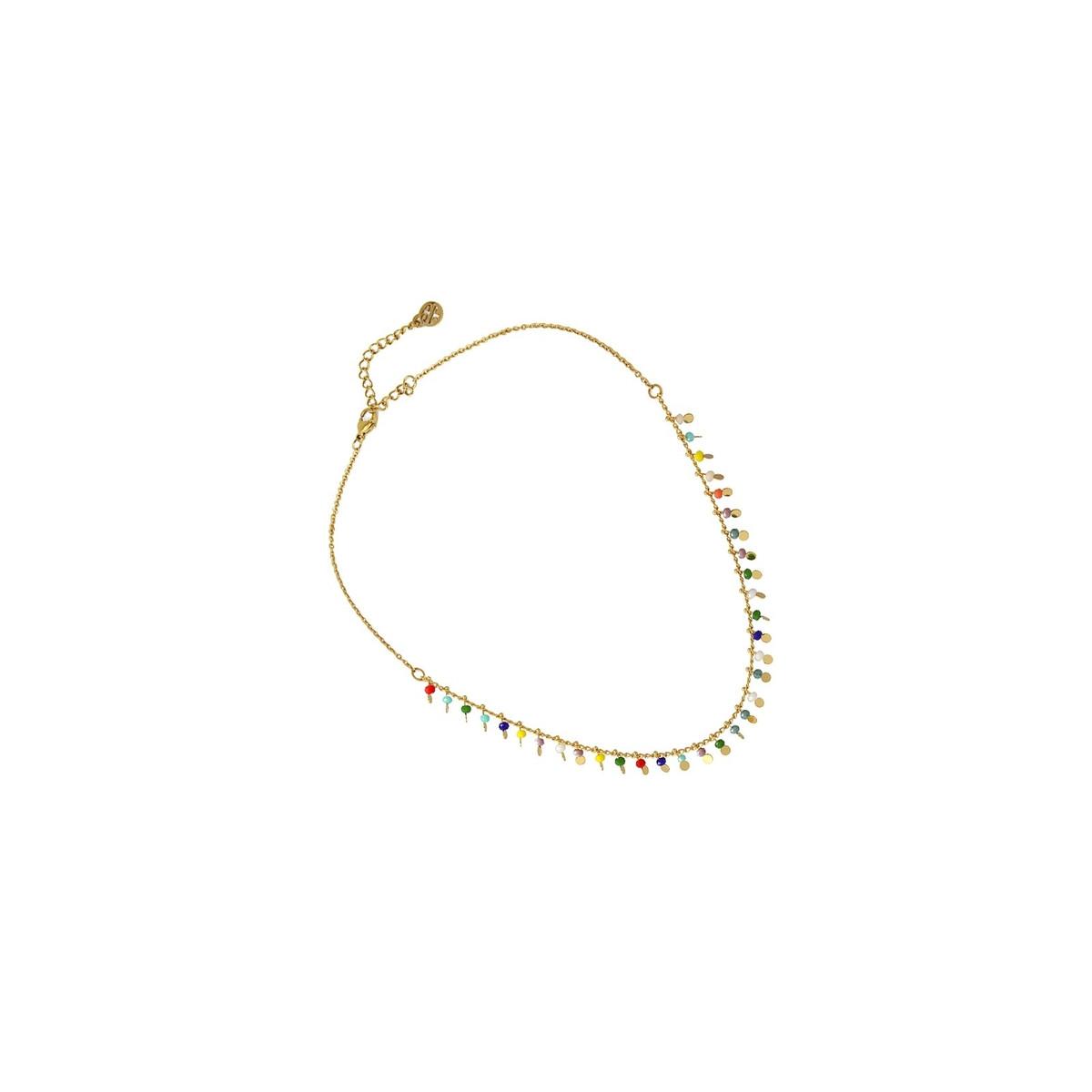 Collar Anartxy Dorado BCO101COM