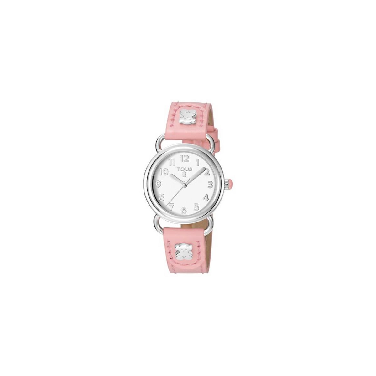 Reloj Tous Baby Bear Rosa Niña Comunión 500350180