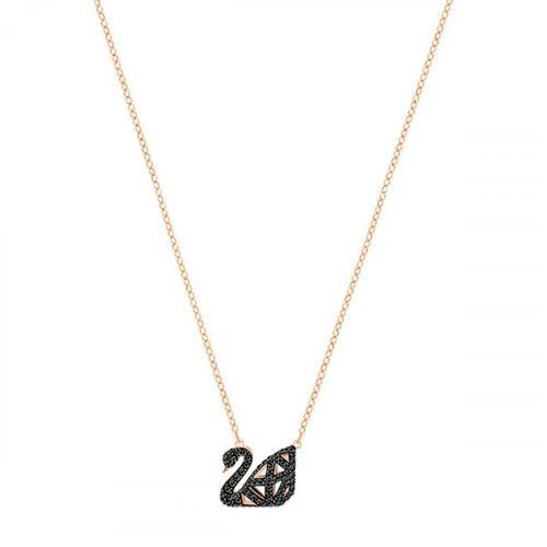 Collar Swarovski Facet Swan 5281275