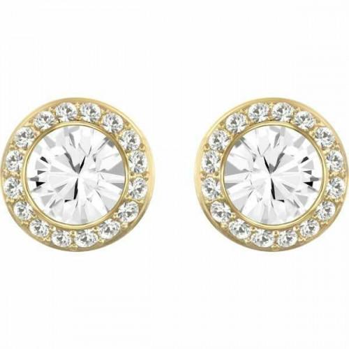 Pendientes Swarovski Angelic Dorados 5505470
