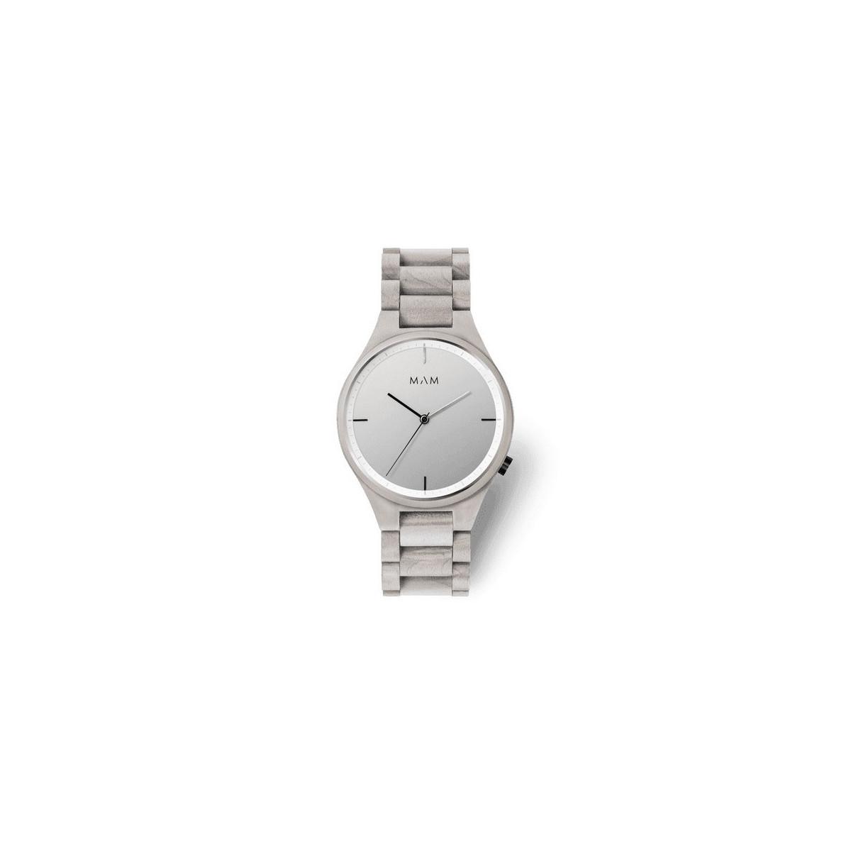 Reloj MAM Sándalo Gris 612-VOLCANO