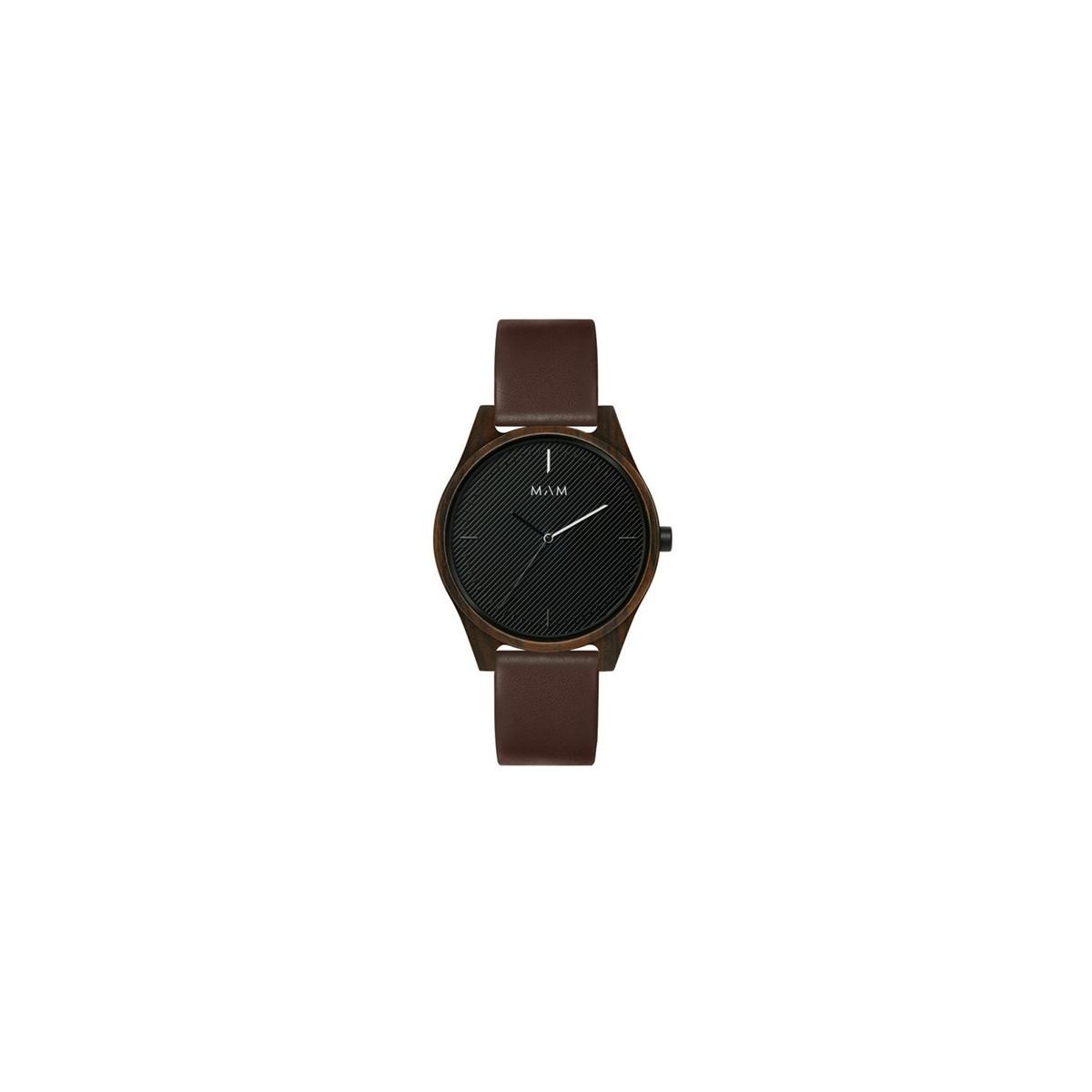 Reloj MAM 620 Areno Sándalo Marrón