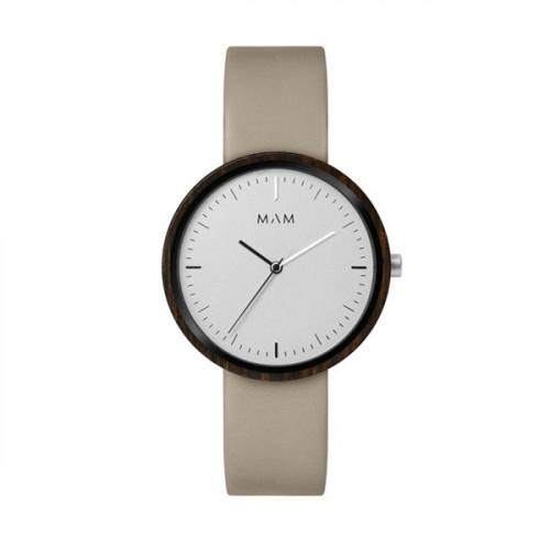 Reloj MAM 645 Plano Ébano
