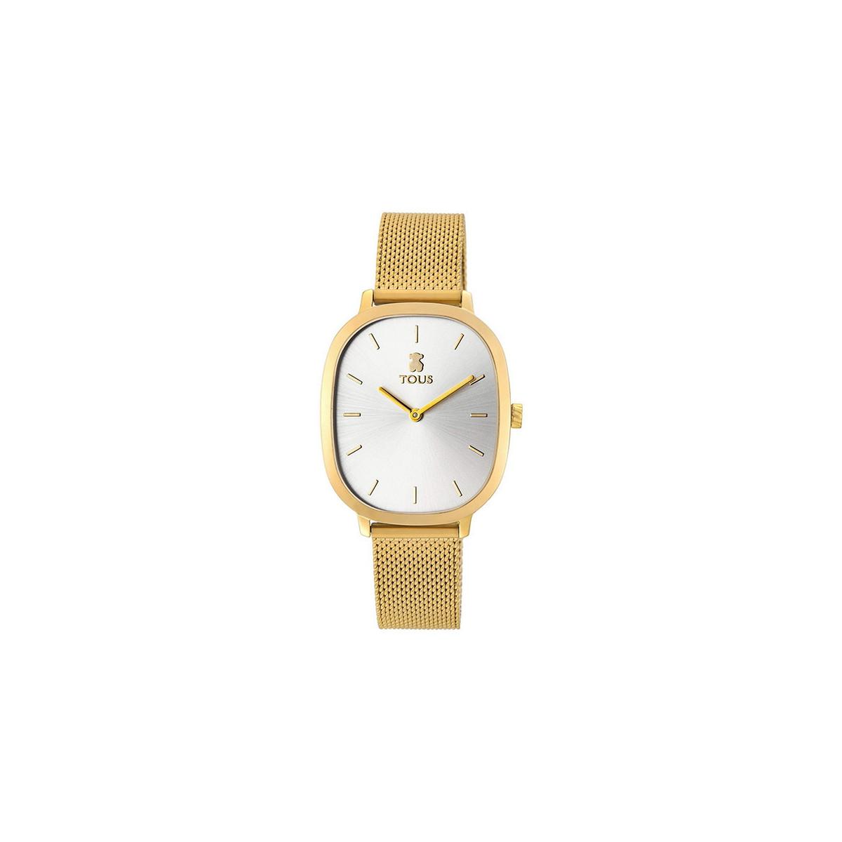 Reloj Tous Heritage IP Dorado 900350400