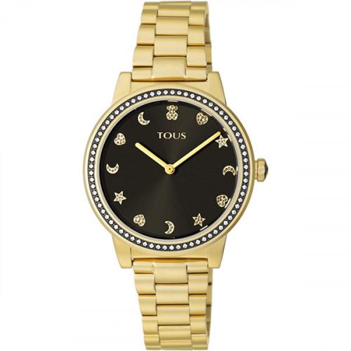 Reloj Tous Nocturne IP Dorado 900350410