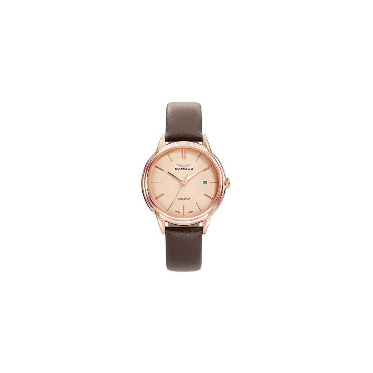Reloj Sandoz Heritage Mujer Piel 81354-97