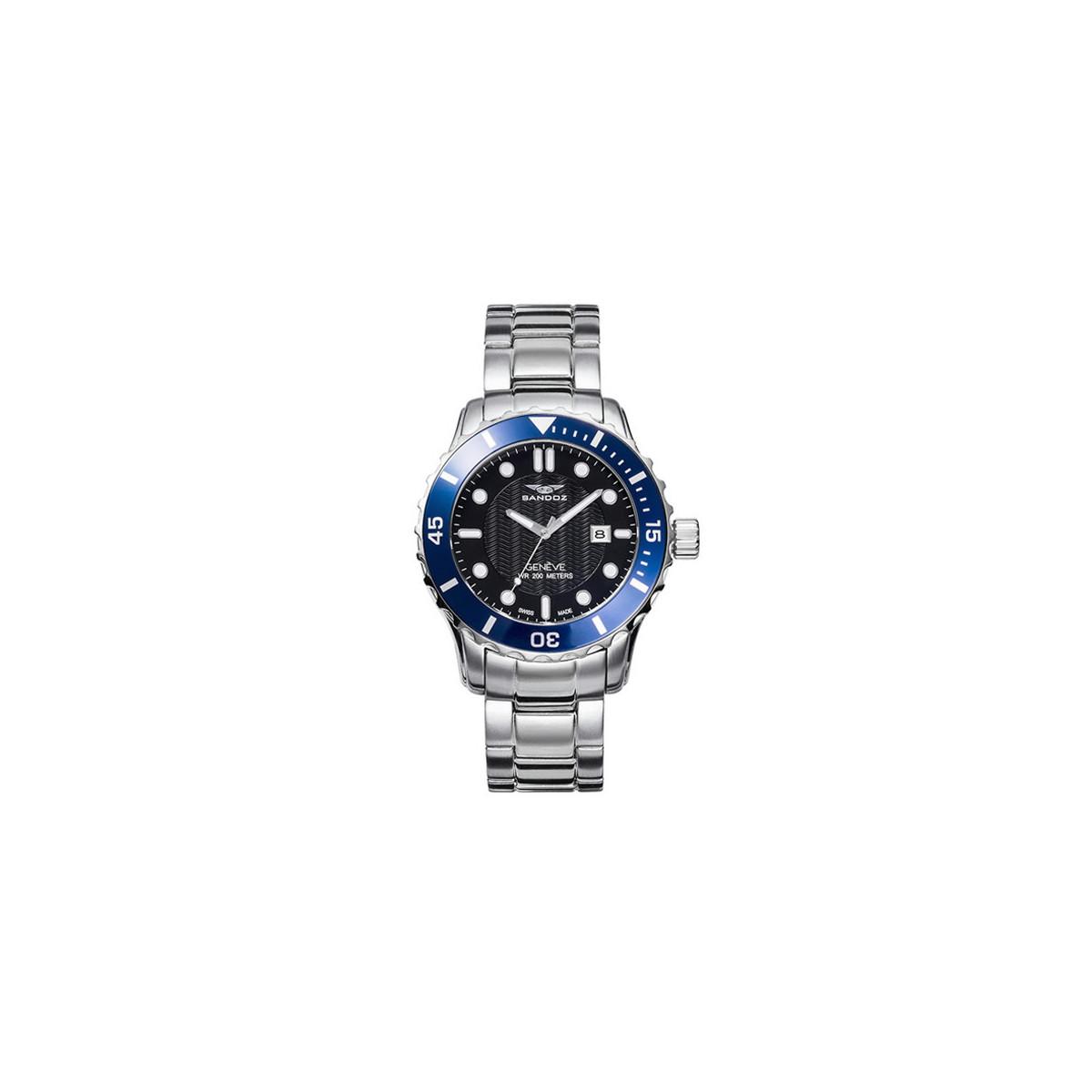 Reloj Sandoz Diver Crono 81393-57