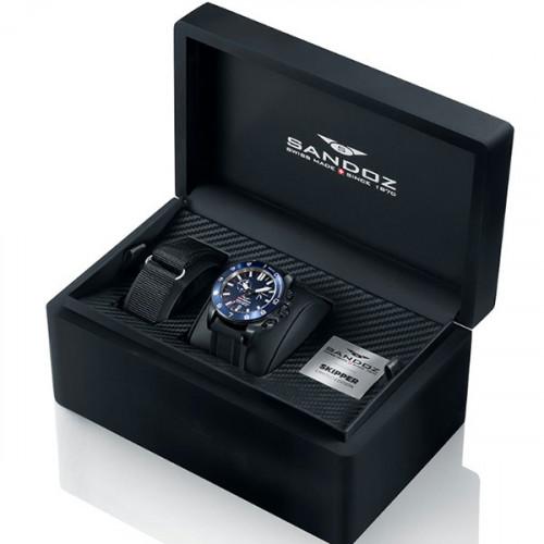 Reloj Sandoz Diver Skipper Edición Limitada 81477-37