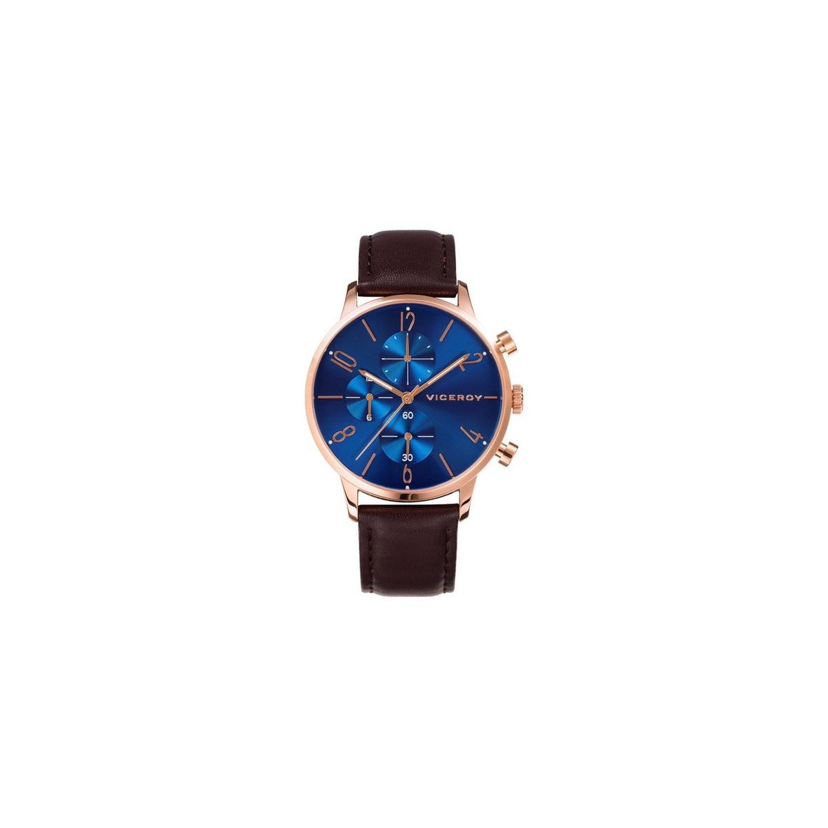 Reloj Viceroy Magnum Piel Hombre 42411-35
