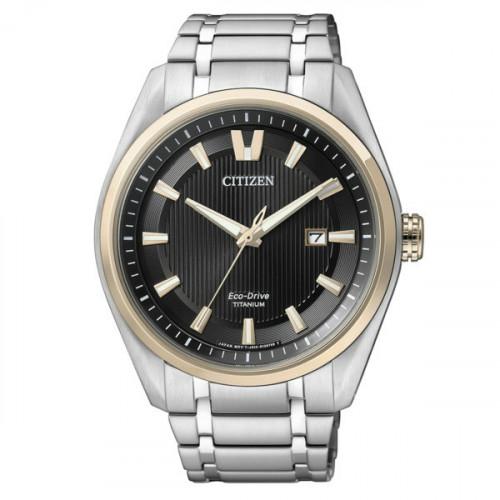 Reloj Citizen Super Titanium EcoDrive AW1244-56E