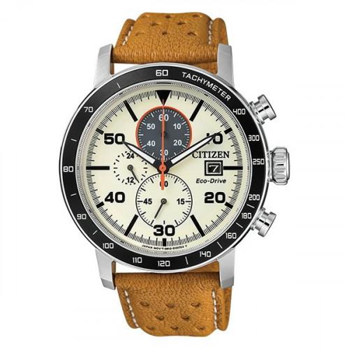 Reloj Citizen Eco Drive Cronógrafo Sport Hombre CA0641-16X