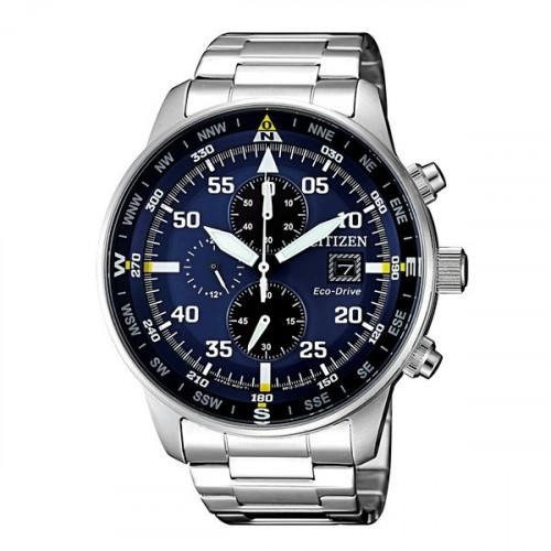 Reloj Citizen Crono Aviator CA0690-88L