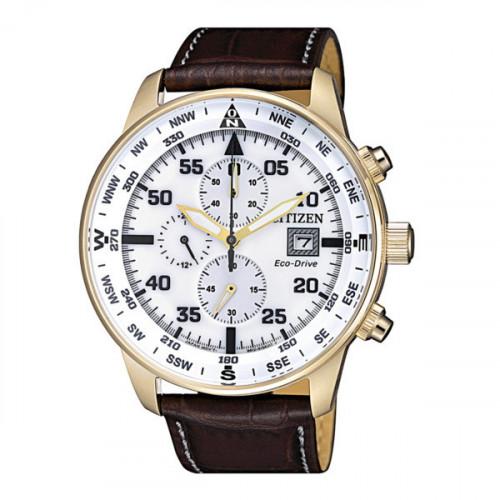 Reloj Citizen Eco-Drive Cronógrafo CA0693-12A