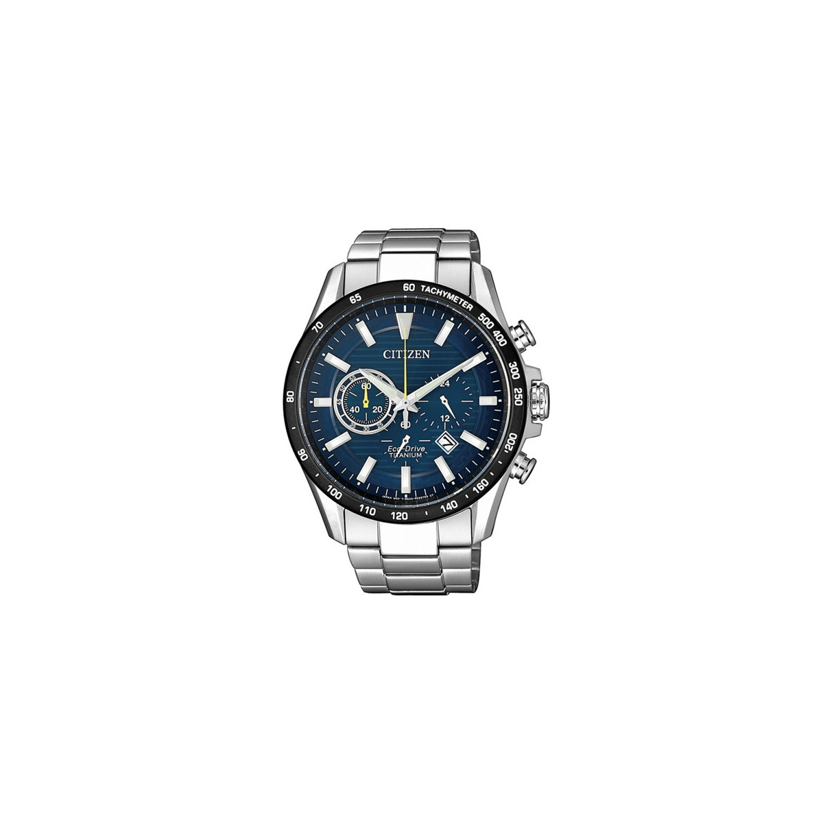 Reloj Citizen Eco Drive Titanium Crono CA4444-82L