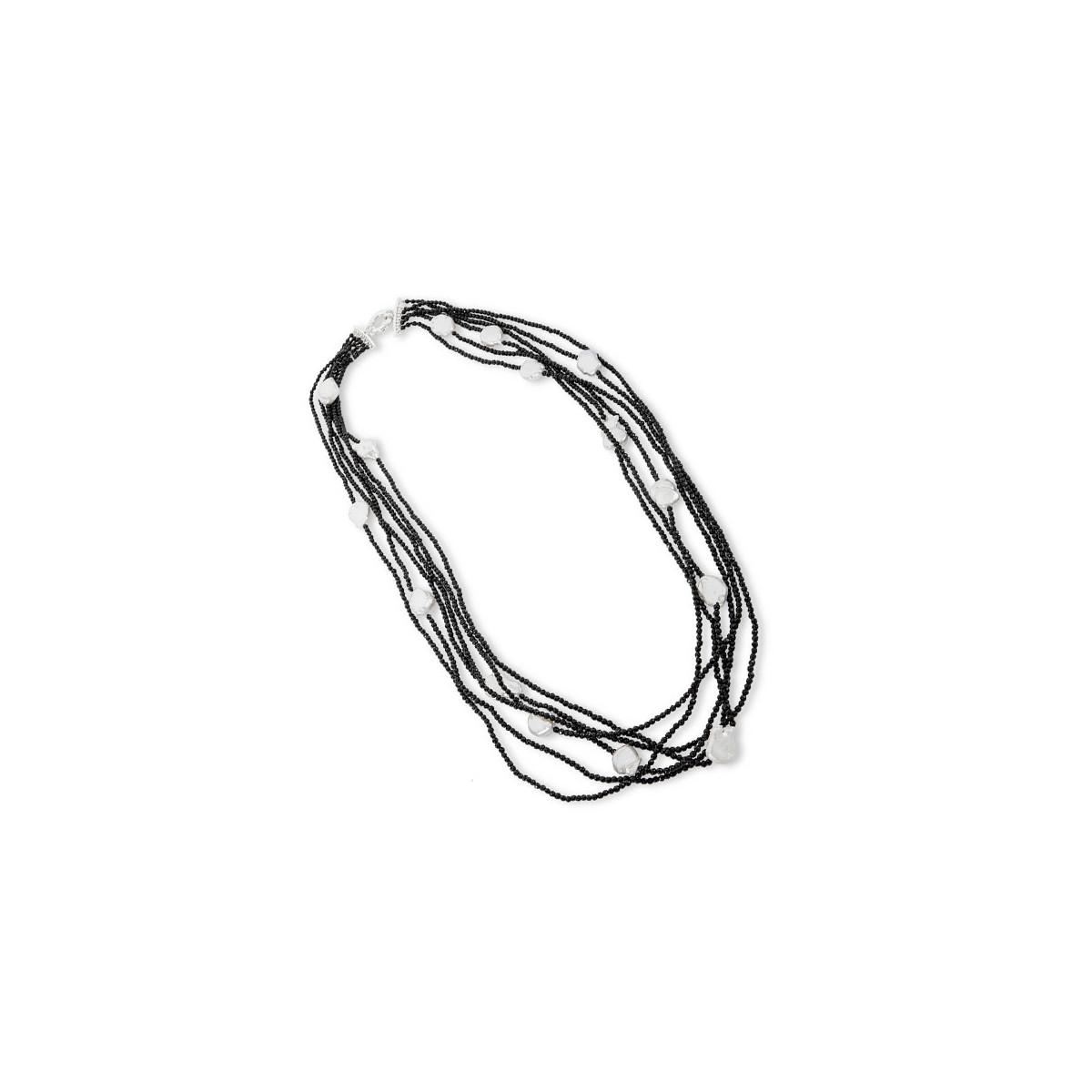 Collar VJ Black & White