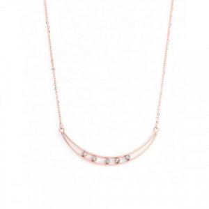 Collar Anartxy Luna Rosé COA229