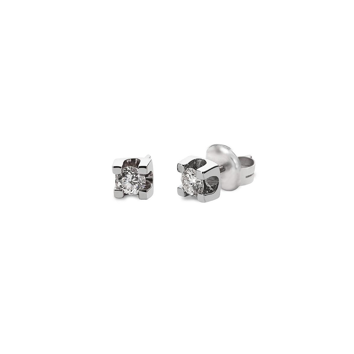 Pendintes Oro VJ Air Diamantes