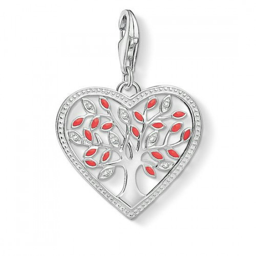 Charm Thomas Sabo Corazón Tree of Love
