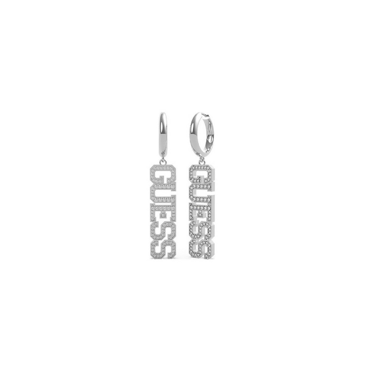 Pendientes Guess College 1981 UBE20026