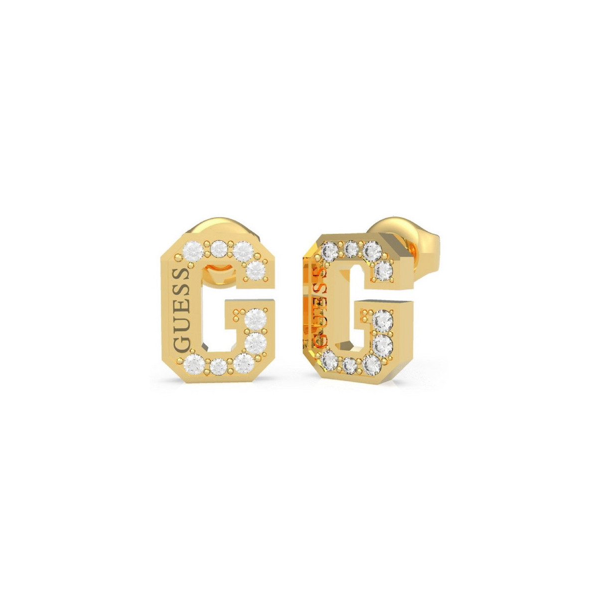 Pendientes Guess College 1981 UBE20031