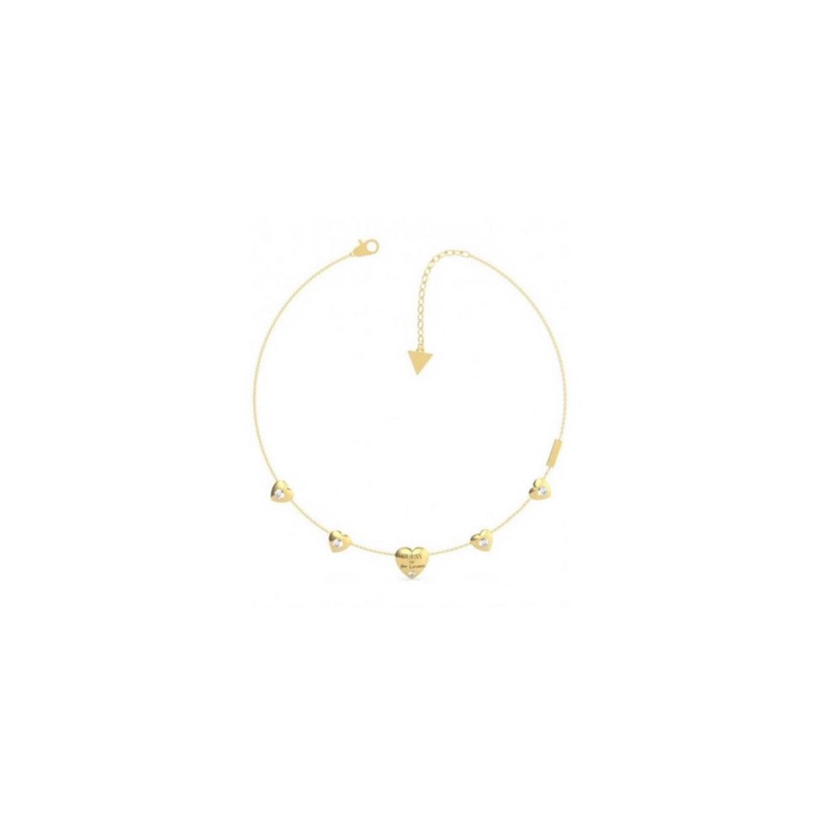 Collar Guess Lovers Corazón UBN70029