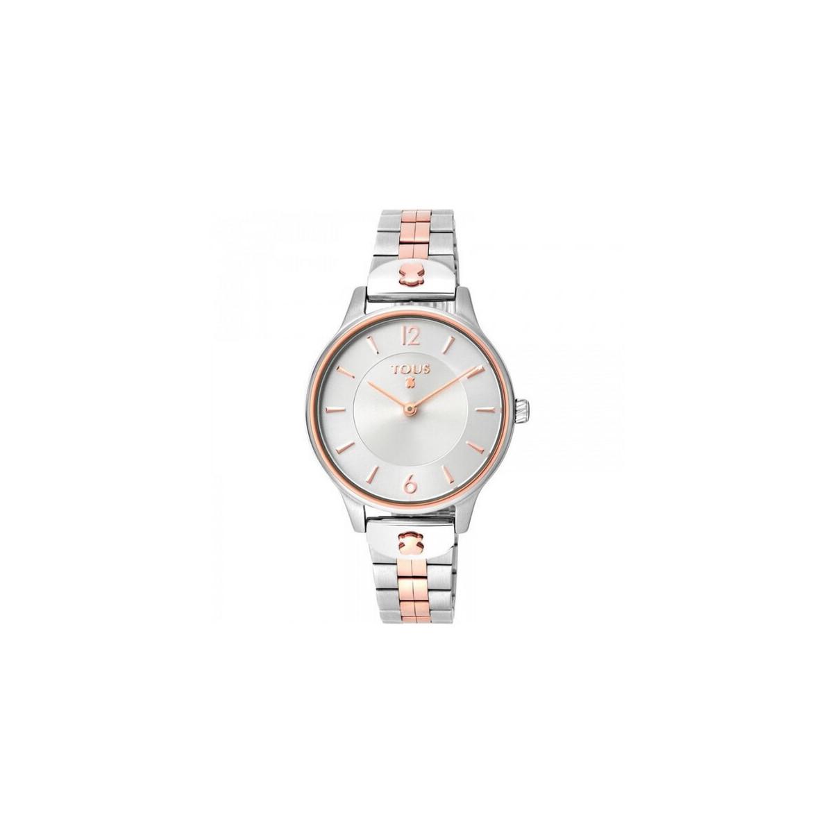 Reloj Tous Len Bicolor Rosado 100350430
