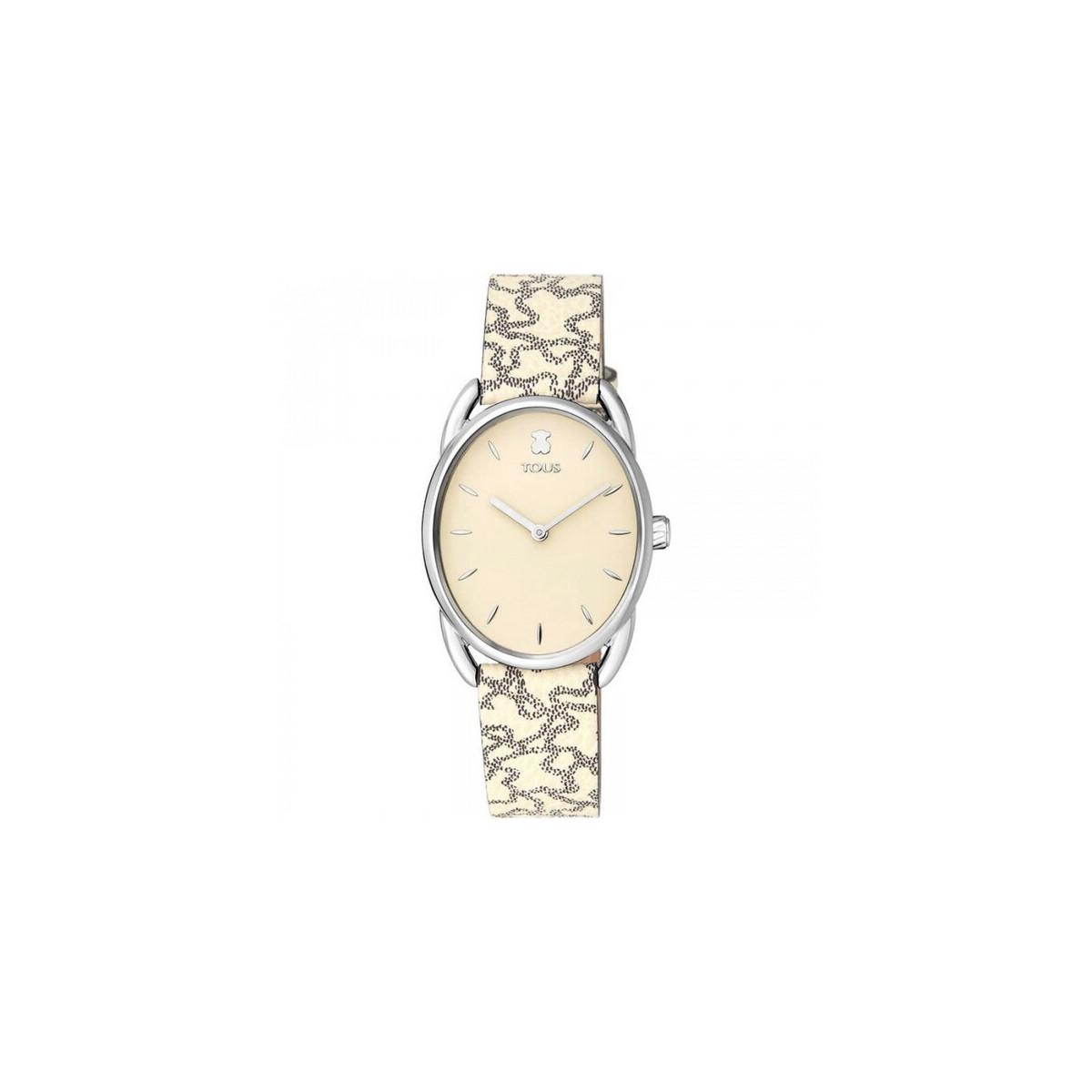 Reloj Tous Dai Beige Piel Kaos 100350435