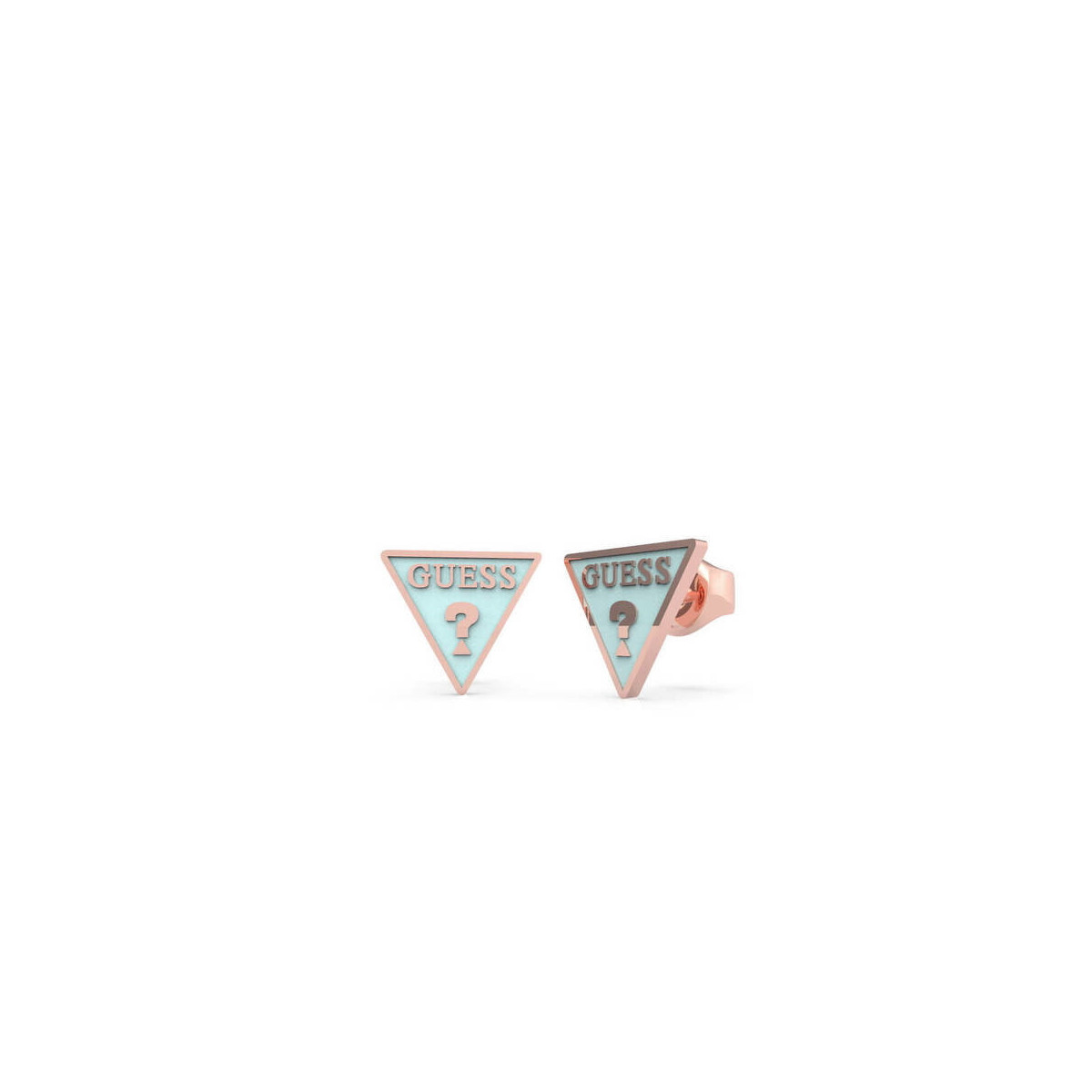Pendientes Guess Triángulo UBE70128
