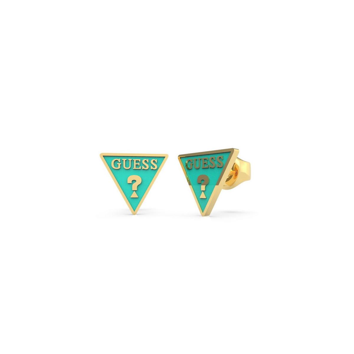 Pendientes Guess Triángulo UBE70127