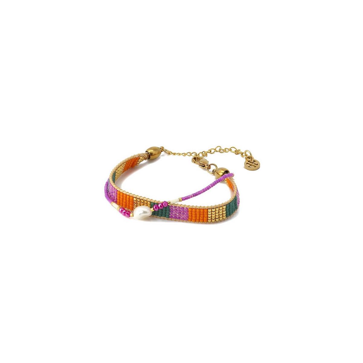 Pulsera Anartxy Multicolor Perla BPU098NA
