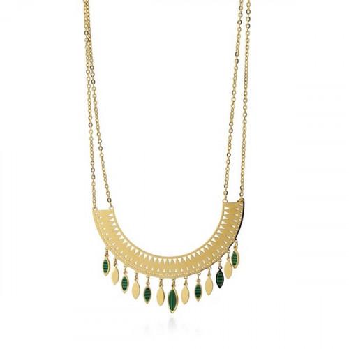 Collar Anartxy Euphoria Dorado BCO061VER