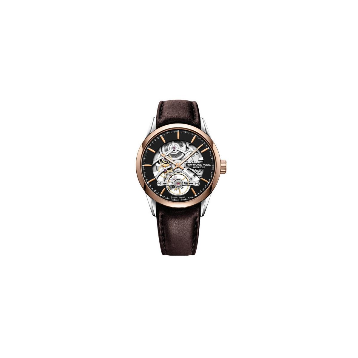 Reloj Raymond Weil Freelancer Automático 2785-SC5-20001