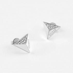 Pendientes Guess Triángulo UBE70148