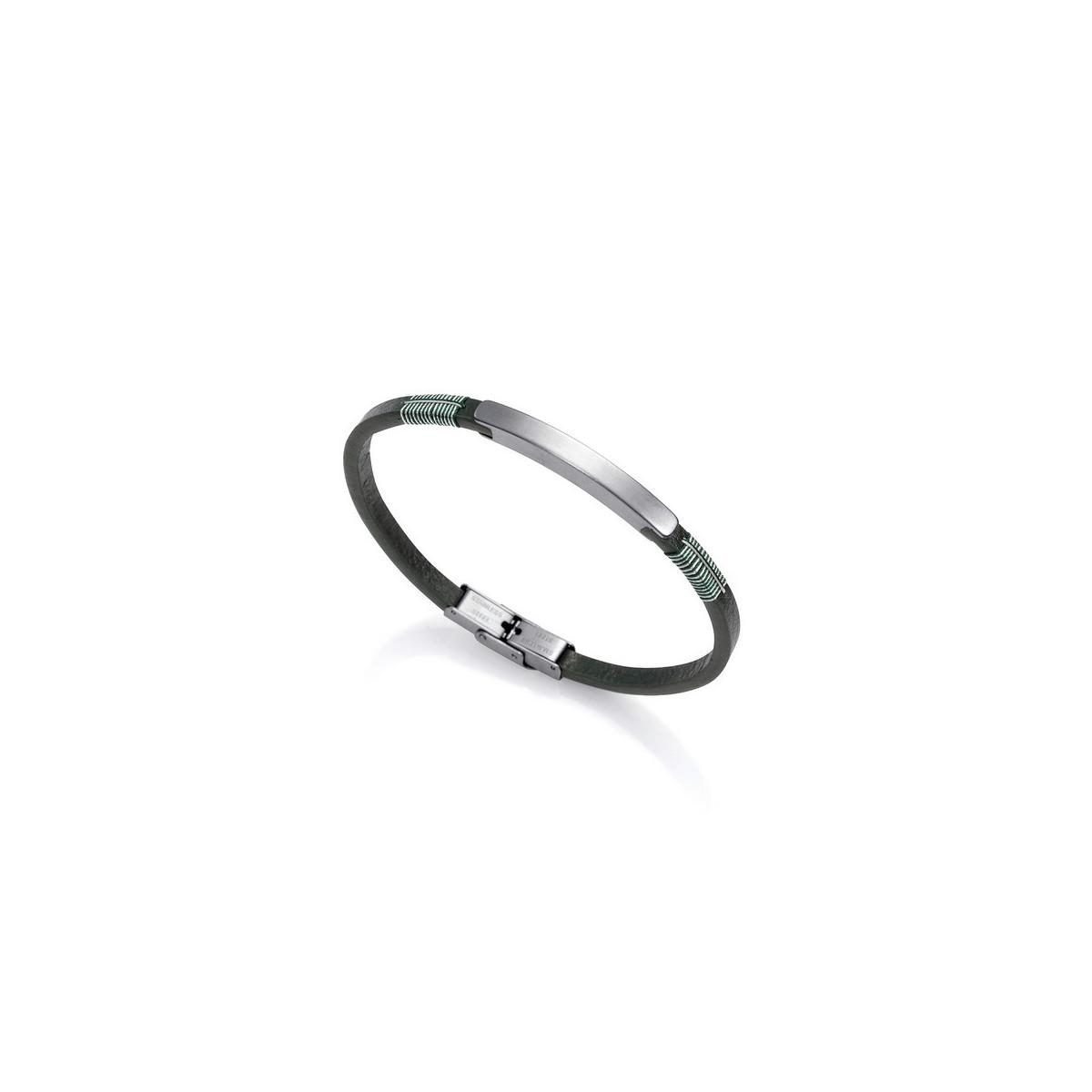 Pulsera Viceroy Piel Verde 1315P01016