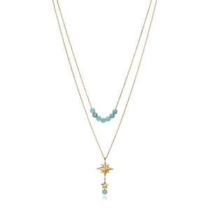 Collar Viceroy Dorado Estrellas 15103C01012