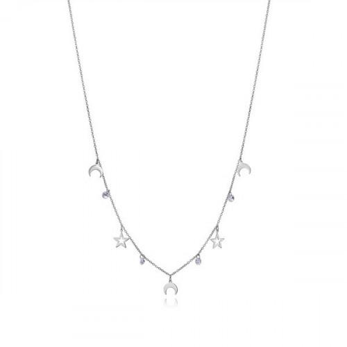 Collar Viceroy Estrellas Lunas 75199C01010