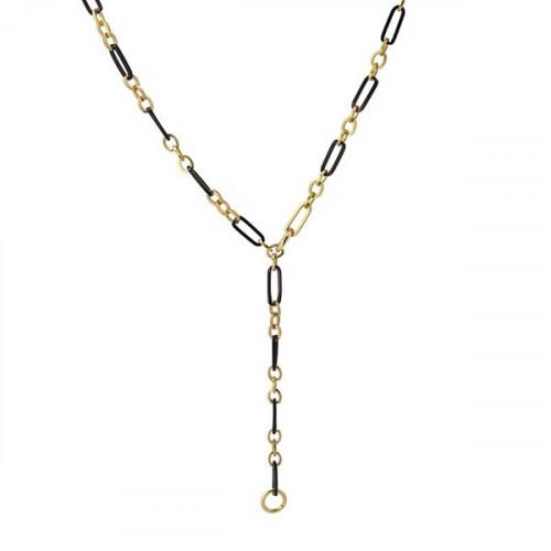 Collar Anartxy Dorado BCO081D