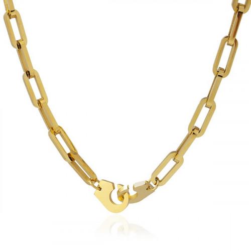 Collar Anartxy Dorado BCO105D