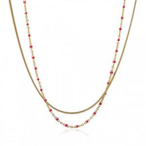 Collar Anartxy Dorado BCO147RO