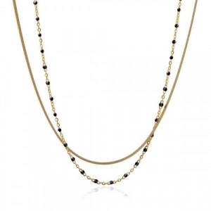 Collar Anartxy Dorado BCO147N
