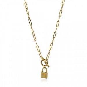 Collar Anartxy Candado BCO142D