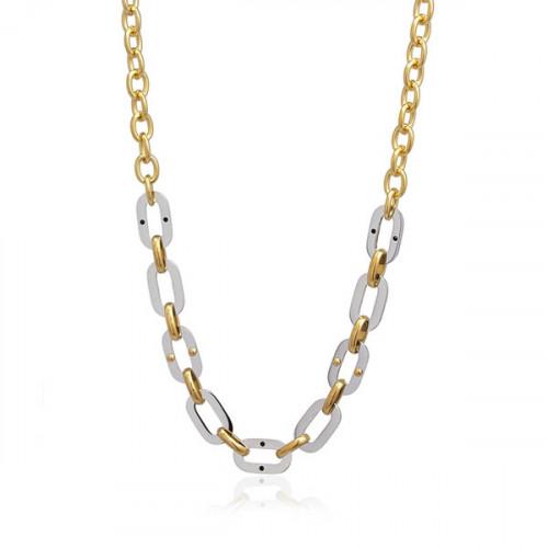 Collar Anartxy Cadena BCO133PL