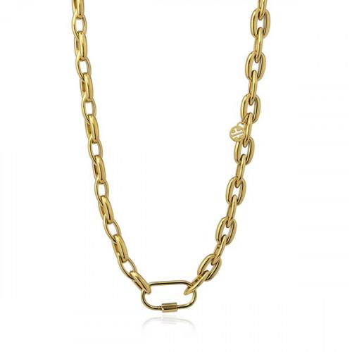 Collar Anartxy Cadena Dorado BCO103D
