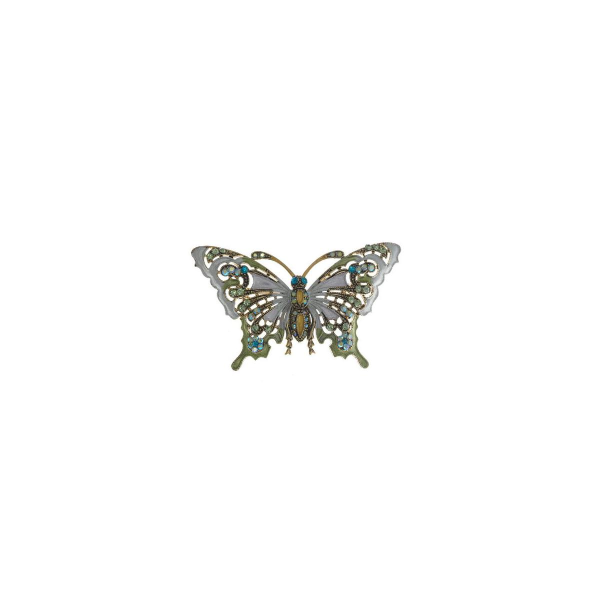 Broche Salvatore Metal Mariposa 226BM073