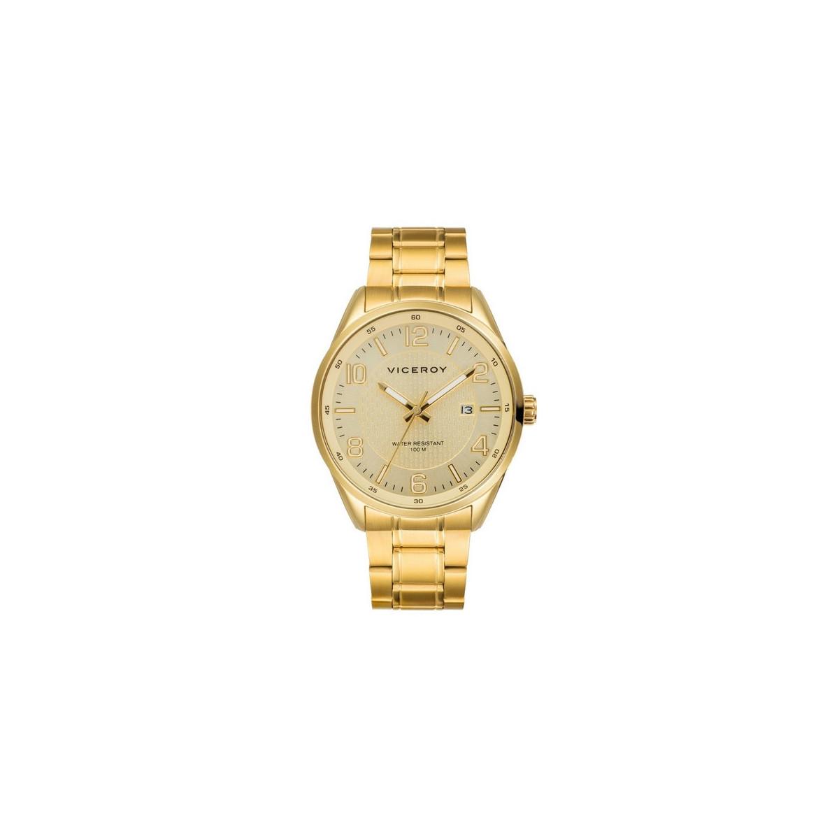 Reloj Viceroy Dorado Hombre 401015-95