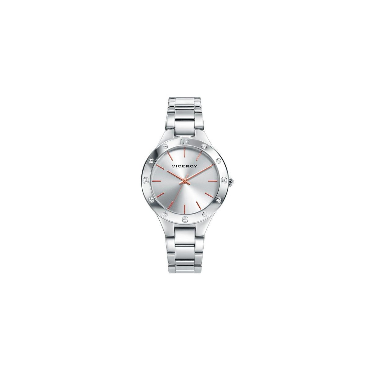 Reloj Viceroy Chic Plateado 401044-87